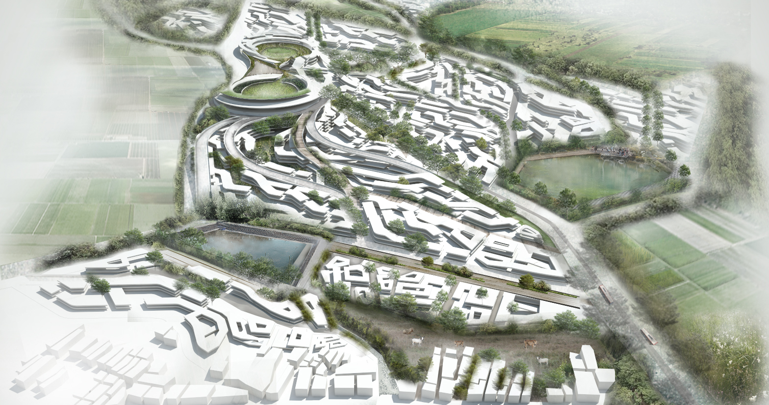 booklet birdview masterplan
